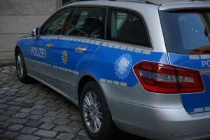 Die Polizei im Einsatz. © Symbolfoto: Pixabay / Hans