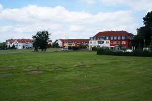 Grüne Wiese oder in Zukunft doch eine Bebauung im Zentrum von Wallenhorst? Archivfoto: Rothermundt / Wallenhorster.de