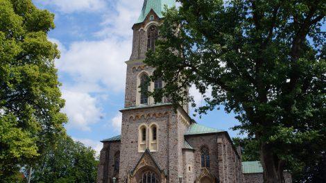 St.-Alexander-Kirche in Wallenhorst. Symbolfoto: Wallenhorster.de