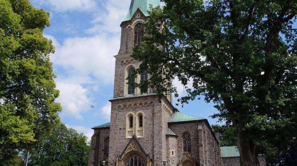 St.-Alexander-Kirche in Wallenhorst. Foto: Rothermundt / Wallenhorster.de