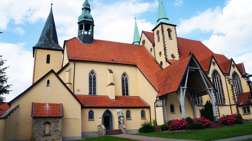 St. Johannes Kirche in Rulle. Symbolfoto: Wallenhorster.de