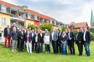 Gruppenbild der CDU zur Kommunalwahl 2016. Foto: Clean Fotostudio / CDU Wallenhorst