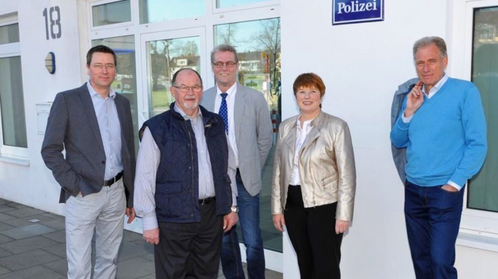Hörnschemeyer Wallenhorst cdw w antrag förderprogramm zum einbruchschutz wallenhorst aktuell