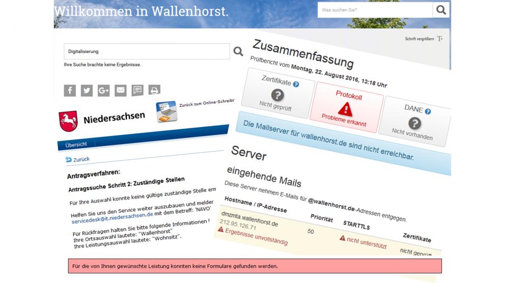 Kein Anschluss unter dieser Gemeinde? Foto: FDP Wallenhorst