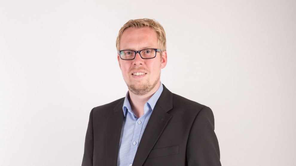 Markus Broxtermann. Foto: SPD Wallenhorst