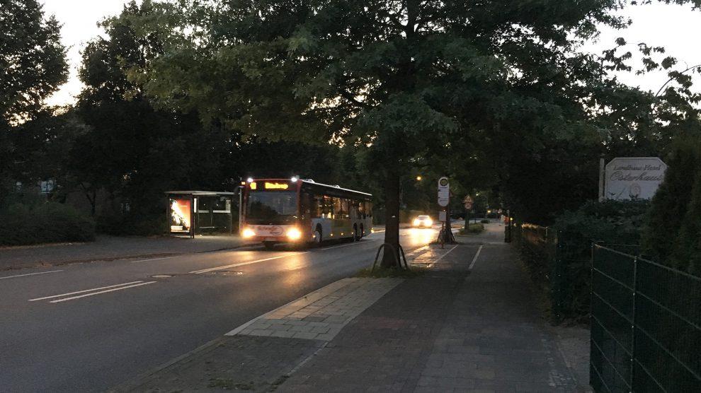 Dies ist der beschlossene Umstiegsort in Osnabrück-Haste für alle Ruller. Foto: CDU Wallenhorst