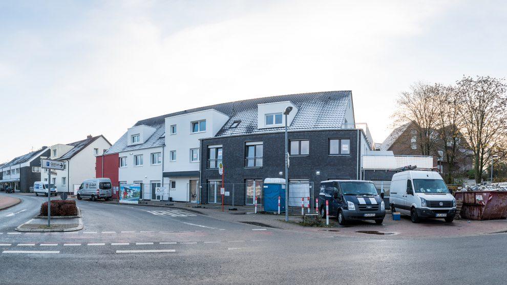 """Barrierearmes Wohnen wird im Neubau """"Alter Pyer Kirchweg 11"""" vorgestellt. Foto: Gemeinde Wallenhorst / Thomas Remme"""