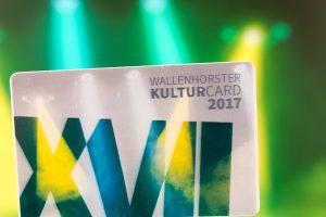 Kultur lässt sich in Wallenhorst in vielfältiger Weise live erleben – mit der Kulturcard sogar zu vergünstigten Preisen und mit weiteren Vorteilen. Foto: Gemeinde Wallenhorst / André Thöle