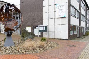 """Für das ehemalige """"Ideenhaus"""" sucht die Gemeinde Wallenhorst einen Nachmieter für eine schulverträgliche Nutzung. Foto: Gemeinde Wallenhorst / André Thöle"""