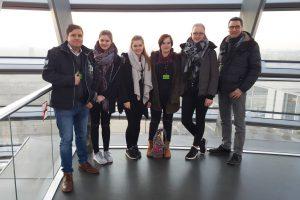 Für die CDW/W waren dabei: André Schwegmann, Jule Schwegmann, Christina Flegel, Franziska Sauer, Sina Wulftange und Mark Brockmeyer. Foto: CDW