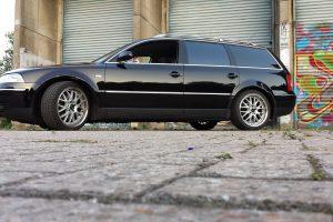 Ein VW Passat. Symbolfoto: Pixabay / Traxx