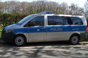Die Polizei im Einsatz. Symbolfoto: Pixabay / Zorro4