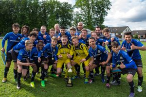 Arminia Bielefeld gewinnt das 32. Turnier in Hollage. Foto: Blau-Weiss Hollage