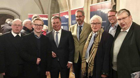 Die Eröffnungsfeier der Wanderausstellung in der St. Johannes Kirche Rulle. Foto: Wahlkreisbüro C. L.