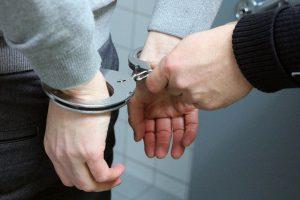 Festnahme durch die Polizei. Symbolfoto: Pixabay / 3839153