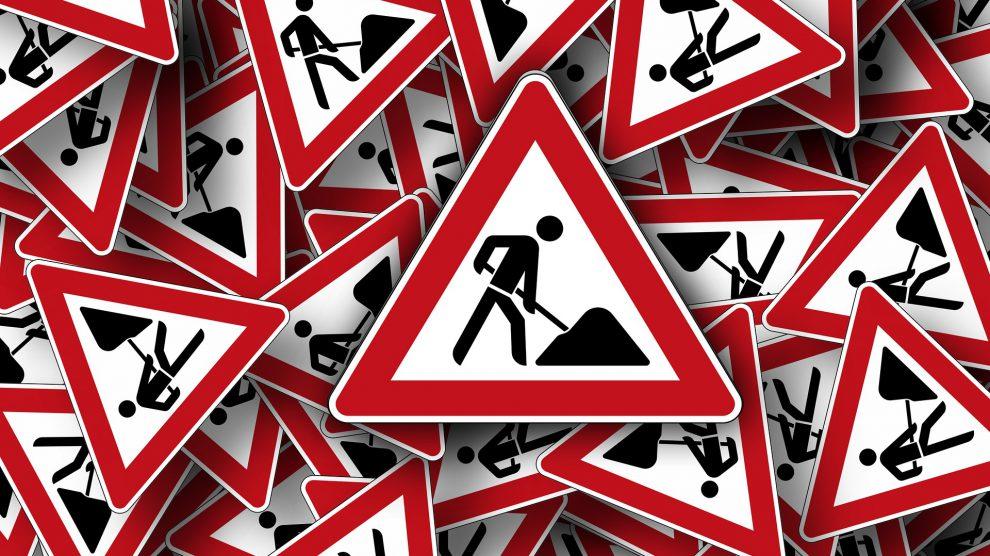 Der Kreuzungsbereich Osnabrücker Straße / Pyer Straße / Rheinstraße von Montag (3. Juli) bis Donnerstag (27. Juli) voll gesperrt. Symbolfoto: Pixabay / geralt