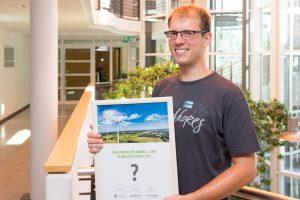 Bewerbungen für den Wallenhorster Umwelt- und Klimaschutzpreis nimmt Stefan Sprenger bis Ende Oktober entgegen. Foto:André Thöle