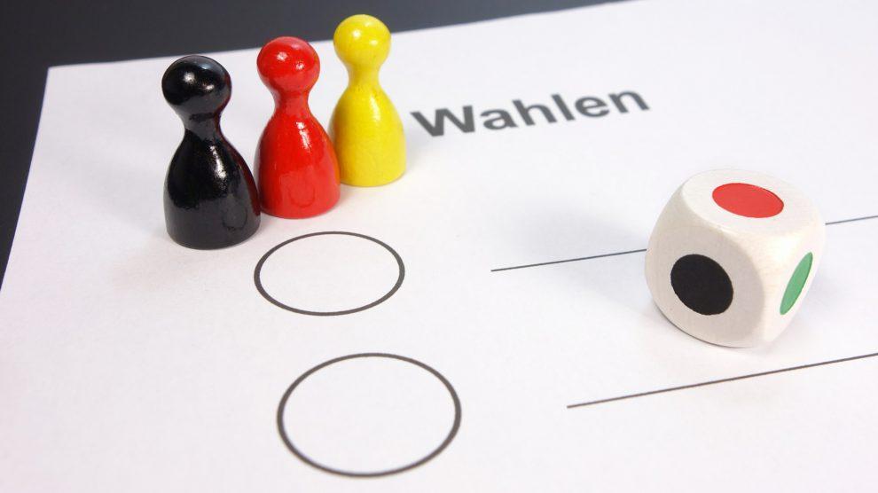 Am Sonntag wurde ein neuer Bundestag gewählt. Symbolfoto: Pixabay / Blickpixel
