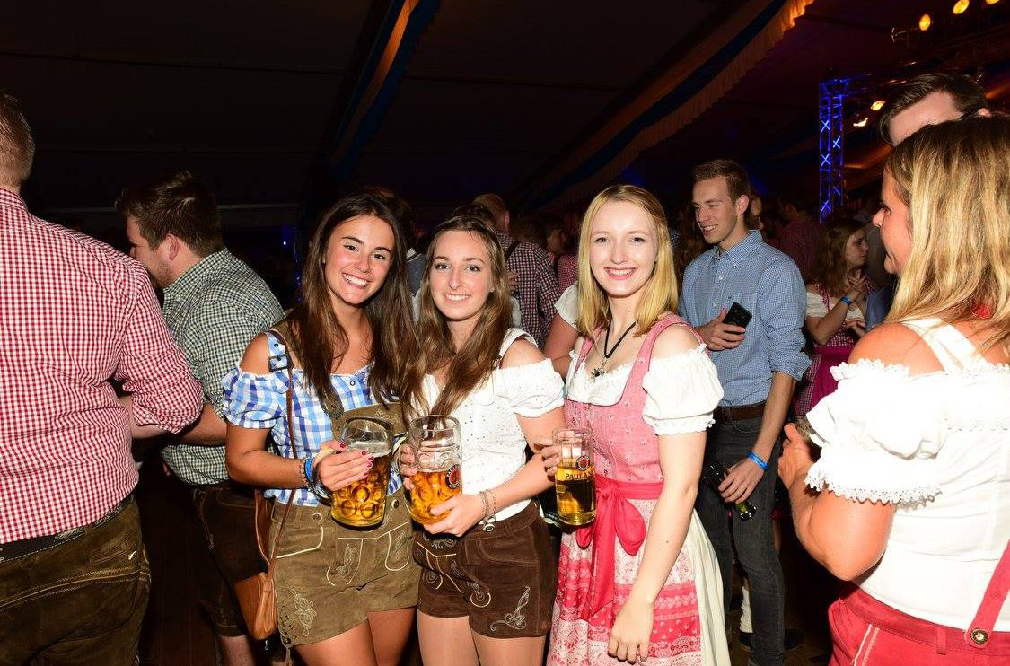 Hollager Oktoberfest 2017 am Samstagabend. Foto: Kolpingsfamilie Hollage
