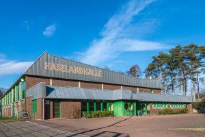 Haselandhalle in Wallenhorst. Foto: Thomas Remme / Gemeinde Wallenhorst