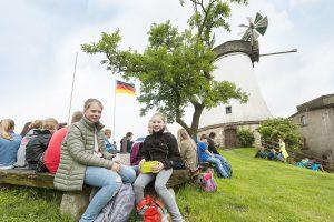 Für Wanderungen, Fahren und Lager gewährt die Gemeinde Wallenhorst seit 2018 höhere Zuschüsse. Symbolfoto: Michael Helweg