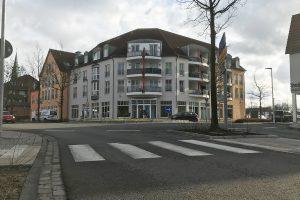 Am bisherigen REWE-Standort eröffnet schon bald eine neue Rossmann-Filiale sowie ein Nahversorger in Wallenhorst. Foto: Wallenhorster.de