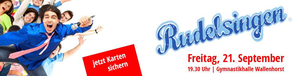 Rudelsingen 2018 in Wallenhorst