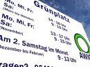Ab Freitag, 27. April, öffnet der Grünplatz Wallenhorst-Lechtingen am neuen Standort Schulweg zu den gewohnten Öffnungszeiten seine Tore. Foto:Andre W. Sobott