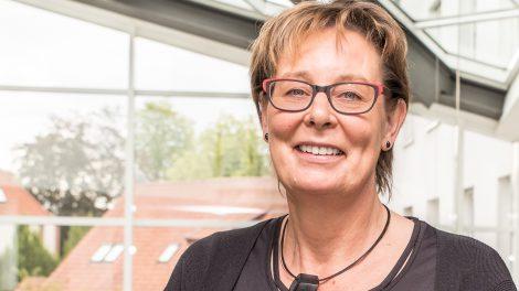 Wallenhorsts Gleichstellungsbeauftragte Kornelia Böert unterstützt die Gründung einer Selbsthilfegruppe für depressive Frauen und Männer. Foto:Thomas Remme