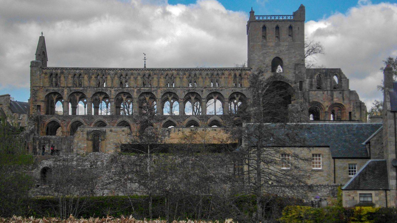 Impressionen aus Schottland: Jedburgh Abbey. Foto: Ursula Thöle