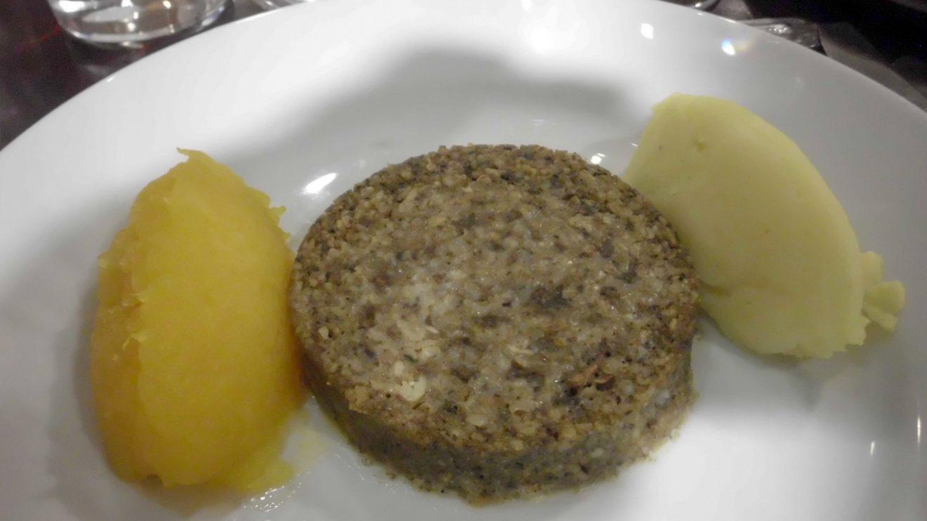 Impressionen aus Schottland: Haggis. Foto: Ursula Thöle
