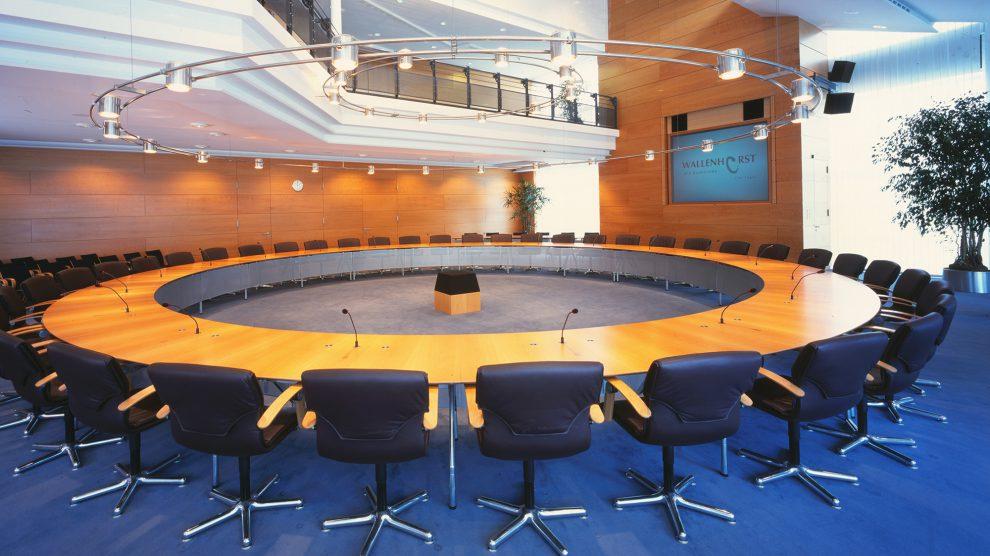 Der Ratssaal in Wallenhorst. Foto: Thomas Remme / Gemeinde Wallenhorst
