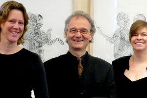 Märchenhafte Trios spielen Mechal Bork, Thomas Leuschner und Astrid Stiening (v.l.). Foto:Imeyer