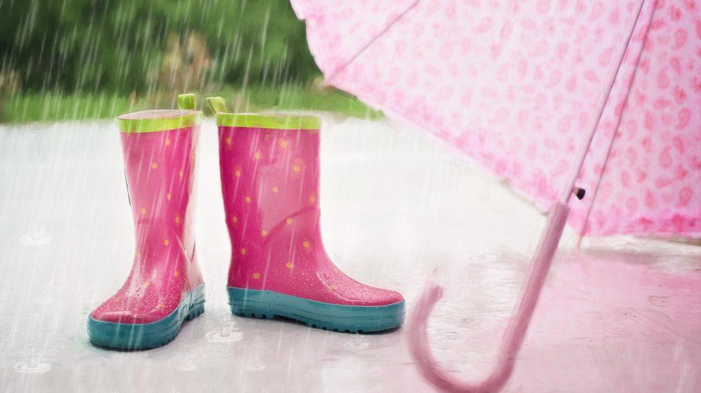 Es könnte sehr nass werden für Wallenhorst und die Region Osnabrück. Symbolfoto: Pixabay /jill111