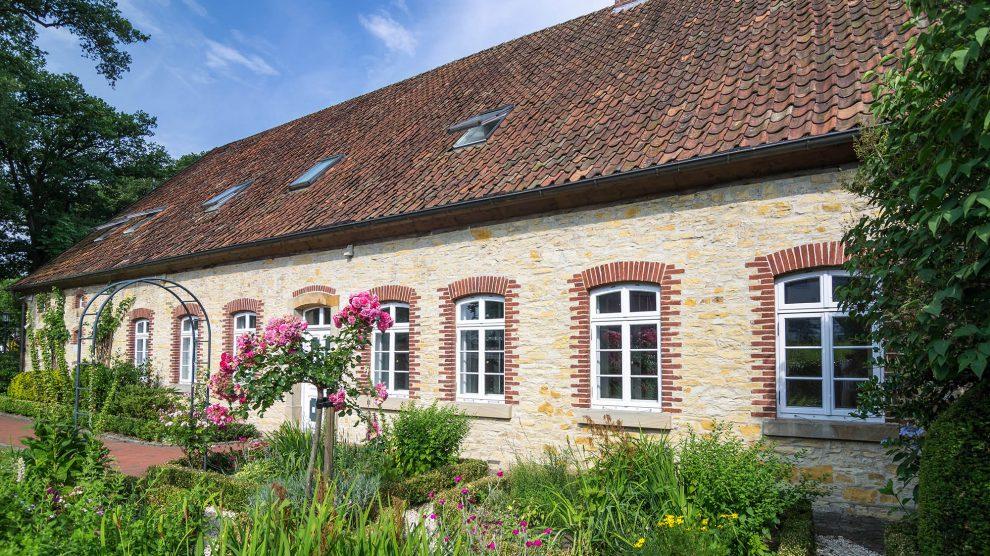 Hofstelle Duling in Wallenhorst. Foto:Gemeinde Wallenhorst / Thomas Remme
