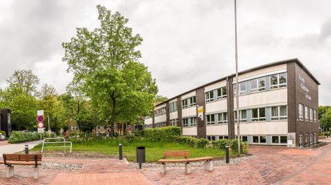 Die Erich-Kästner-Schule möchte als erste Schule in Wallenhorst mit der Schulmediation beginnen. Foto: Thomas Remme