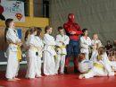 """Das Hollager Judo Camp 2018 stand unter dem Motto """"Superhelden"""". Foto: Blau-Weiss Hollage"""