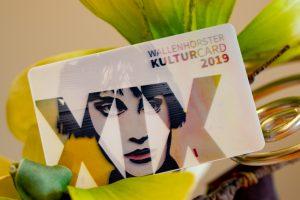 Das perfekte Geschenk – für andere oder für sich selbst: die Wallenhorster Kulturcard. Foto:André Thöle