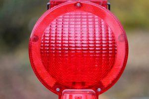 Straßensperrung. Symbolfoto: Pixabay /manfredrichter