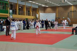 Eindrücke vom Hollager Pokalturnier 2018 der Judoabteilung. Foto: Blau-Weiss Hollage