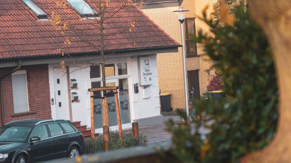 In der Neuen Druckerei laden Wirtschaftsförderung und Marketingverein zum Unternehmensfrühstück. Foto:André Thöle
