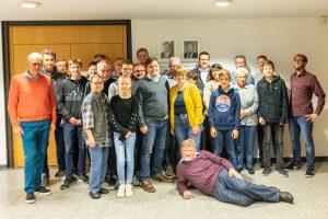 Über 86.000 Kilometer legten die Wallenhorster beim Stadtradeln zurück. Die Besten wurden im Rahmen einer kleinen Feierstunde ausgezeichnet. Foto: Johannes Glathe