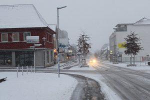 Es könnte in Wallenhorst glatt werden. Foto: Wallenhorster.de