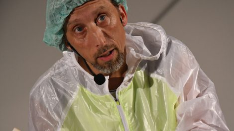 Rainer Rudloff kommt ins Ruller Haus. Foto: Siegfried Wigger, Neuenhaus