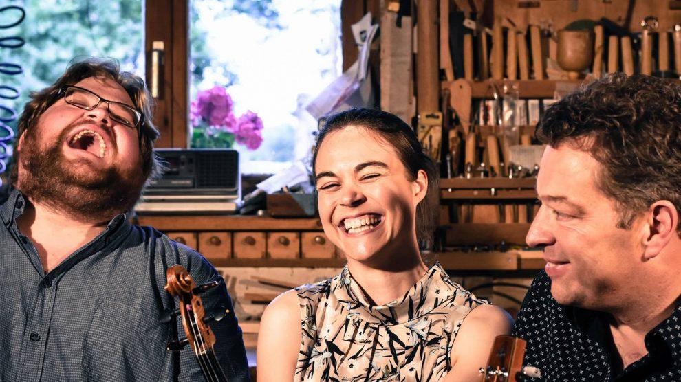 """Die Band """"Two and a half pint"""" lädt am Samstag, 16. Februar, zu einem fröhlichen, irischen Abend im Ruller Haus ein. Foto: Mark Bloomer"""
