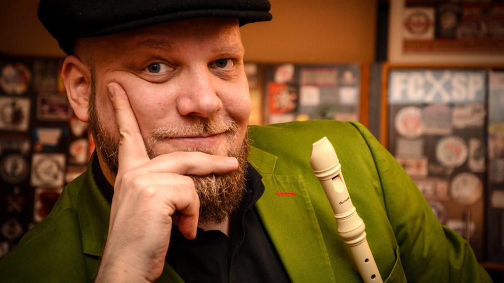 """""""Der Wolli"""" will seinem Publikum eine gelungene Alternative zur landläufigen Mainstream-Comedy bieten. Foto: Lisa Thiel"""