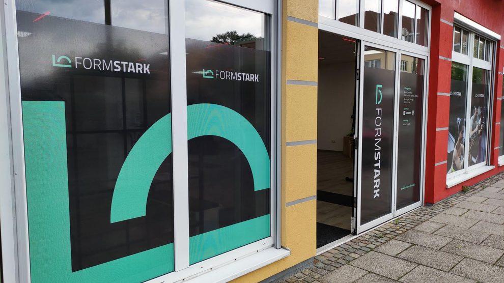 Das formstark-Team – hier Christian Böll und Marian Nichting – lädt zum Unternehmensfrühstück ein. Foto: Gemeinde Wallenhorst / Thomas Remme