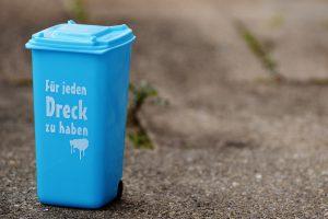 Da kommt etwas auf Wallenhorst zu: Eine neue, zusätzliche Mülltonne für alle Haushalte mit kleinen Kindern. Symbolfoto: Pixabay / Alexas_Fotos