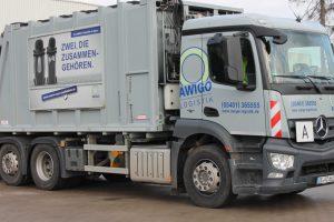 Horst Baier möchte die Kosten für die Müllentsorgung im Landkreis Osnabrück optimieren. Foto: Büro Horst Baier