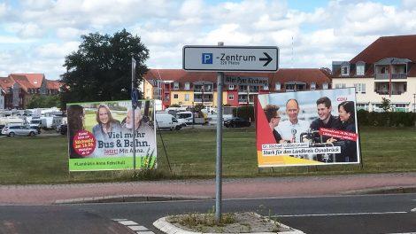 Der Supersonntag in Wallenhorst: Klib und Stichwahl zum Landrat oder zur Landrätin. Foto: Rothermundt / Wallenhorster.de